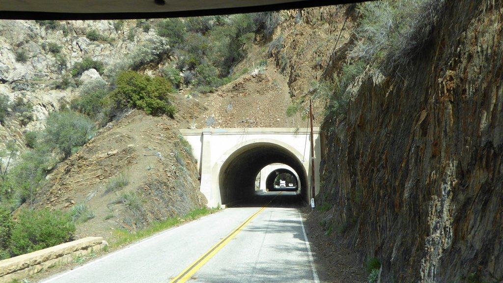 Wheeler Gorge CA 2017